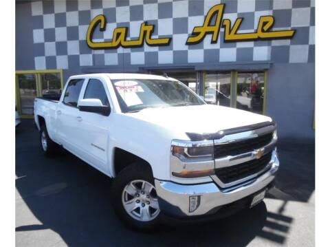 2016 Chevrolet Silverado 1500 for sale at Car Ave in Fresno CA