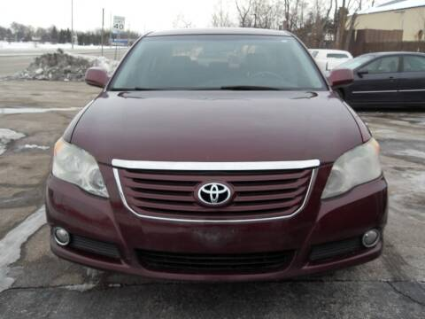 2008 Toyota Avalon for sale at GLOBAL AUTOMOTIVE in Gages Lake IL