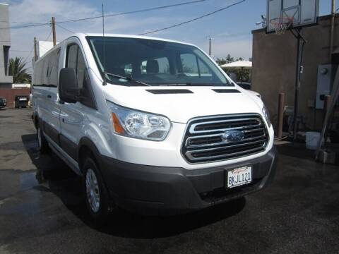 2019 Ford Transit Passenger for sale at Win Motors Inc. in Los Angeles CA