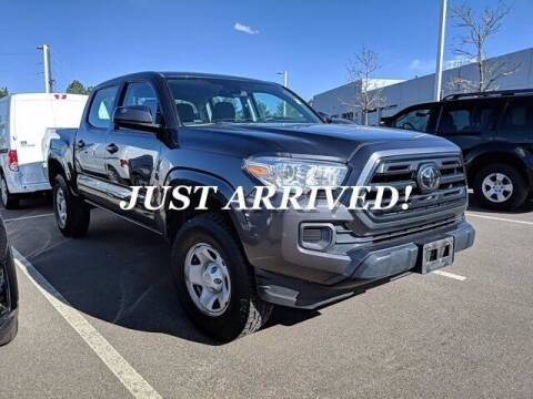 2018 Toyota Tacoma for sale at EMPIRE LAKEWOOD NISSAN in Lakewood CO