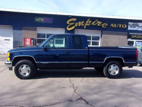 1995 Chevrolet C/K 1500 Series for sale at Empire Auto Sales in Sioux Falls SD
