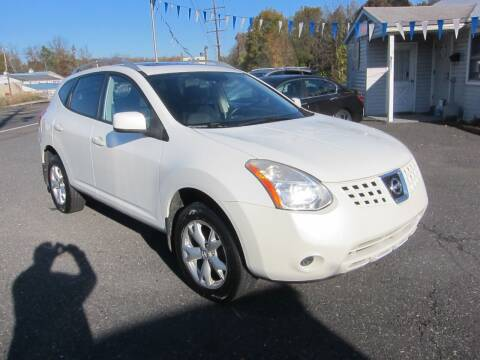 2009 Nissan Rogue for sale at K & R Auto Sales,Inc in Quakertown PA