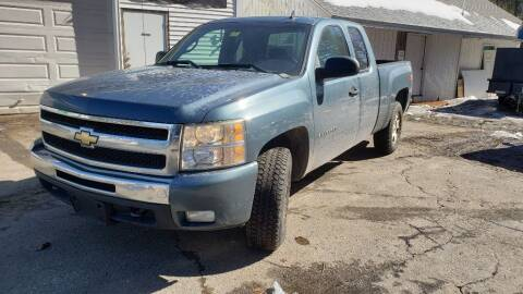 2010 Chevrolet Silverado 1500 for sale at Still Waters Auto Sales & Service in Standish ME