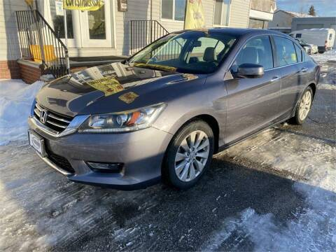 2015 Honda Accord for sale at Best Price Auto Sales in Methuen MA