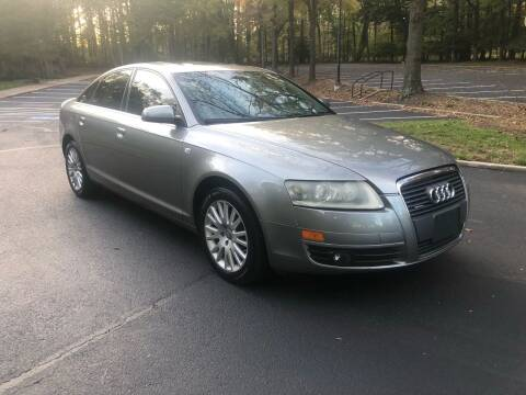 2006 Audi A6 for sale at Bowie Motor Co in Bowie MD