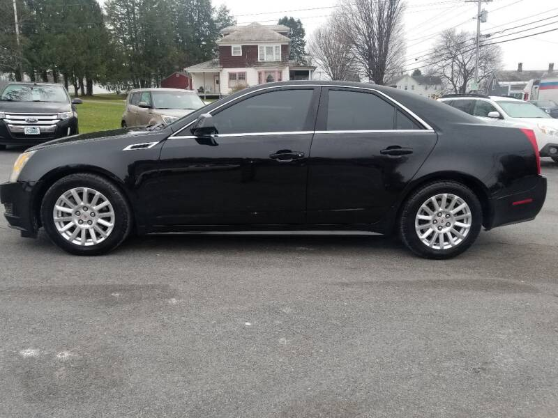 2011 Cadillac CTS for sale at Pittsford Automotive Center in Pittsford VT