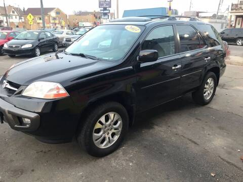 2003 Acura MDX for sale at Diamond Auto Sales in Milwaukee WI