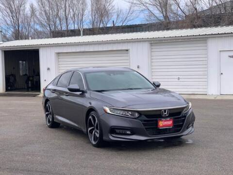 2018 Honda Accord for sale at Rocky Mountain Commercial Trucks in Casper WY