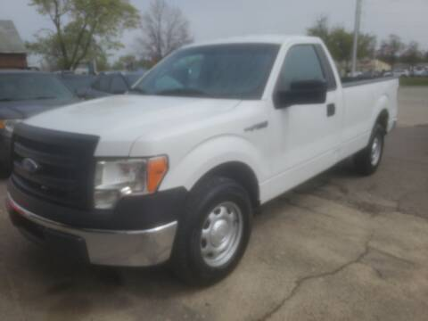 2013 Ford F-150 for sale at J & J Used Cars inc in Wayne MI