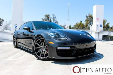2017 Porsche Panamera for sale at Zen Auto Sales in Sacramento CA
