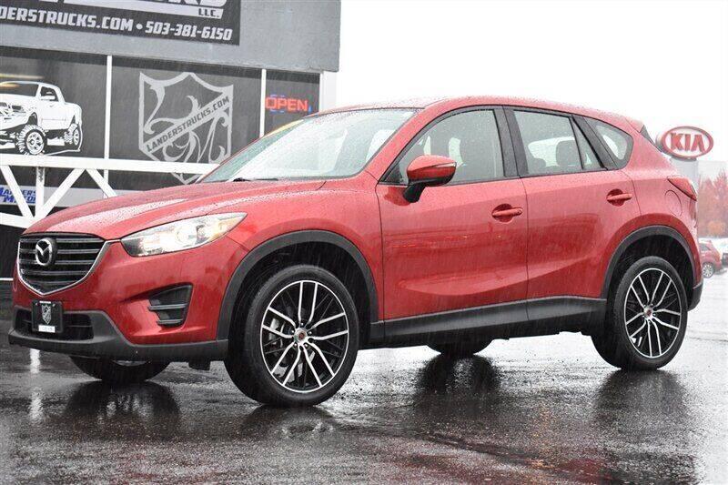 2016 Mazda CX-5 for sale at Landers Motors in Gresham OR