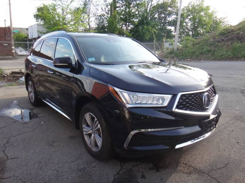 2020 Acura MDX for sale at I-Car Star Auto Sales Inc in Lowell MA