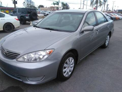 2006 Toyota Camry for sale at Shamrock Group LLC #1 in Pleasant Grove UT