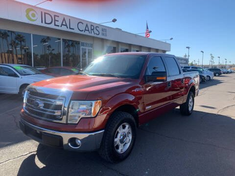 2014 Ford F-150 for sale at Ideal Cars Apache Junction in Apache Junction AZ
