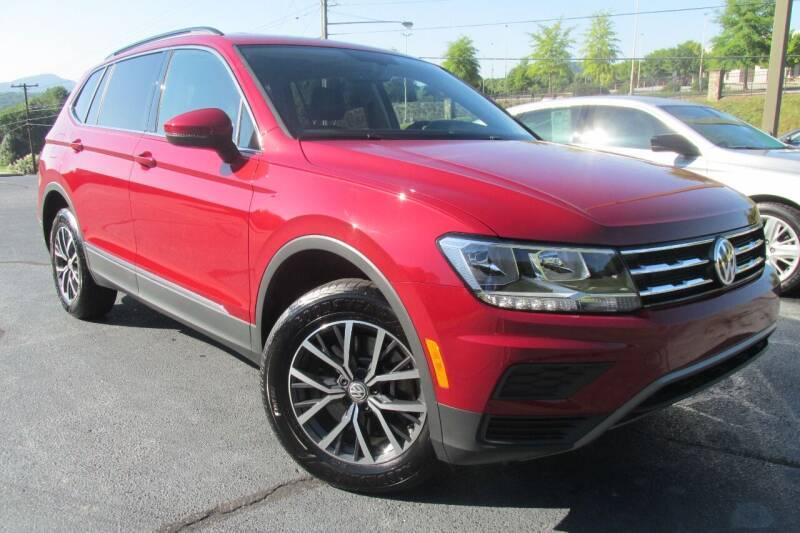 2020 Volkswagen Tiguan for sale at Tilleys Auto Sales in Wilkesboro NC