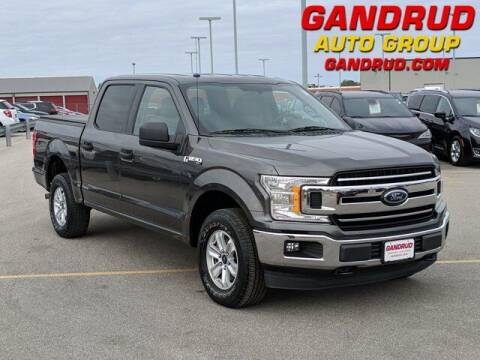 2018 Ford F-150 for sale at Gandrud Dodge in Green Bay WI