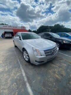 2009 Cadillac CTS for sale at LAKE CITY AUTO SALES in Forest Park GA