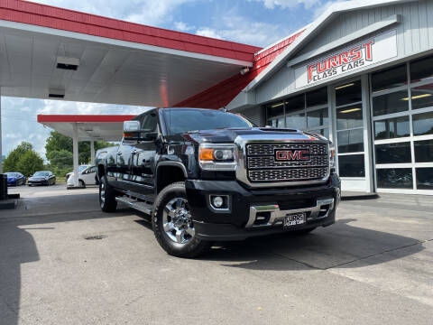 2019 GMC Sierra 3500HD for sale at Furrst Class Cars LLC  - Independence Blvd. in Charlotte NC