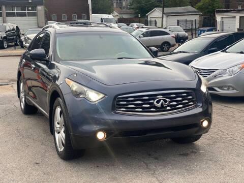 2011 Infiniti FX35 for sale at IMPORT Motors in Saint Louis MO