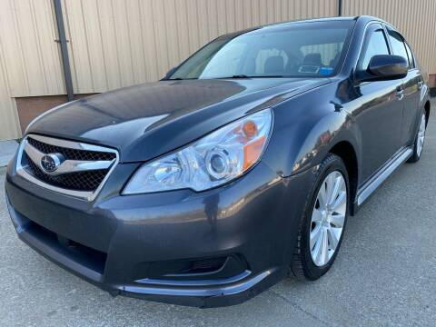 2010 Subaru Legacy for sale at Prime Auto Sales in Uniontown OH