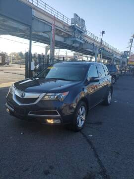 2010 Acura MDX for sale at Key and V Auto Sales in Philadelphia PA