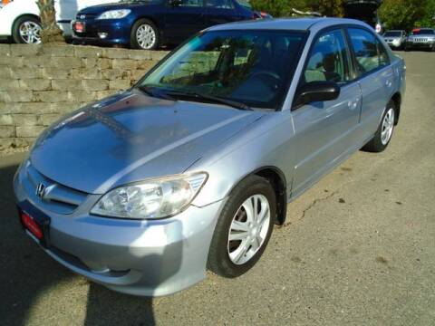 2005 Honda Civic for sale at Carsmart in Seattle WA