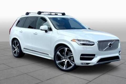 2018 Volvo XC90 for sale at CU Carfinders in Norcross GA