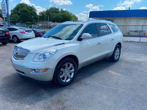 2010 Buick Enclave for sale at Memphis Auto Sales in Memphis TN