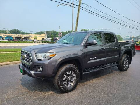 2018 Toyota Tacoma for sale at iCar Auto Sales in Howell NJ