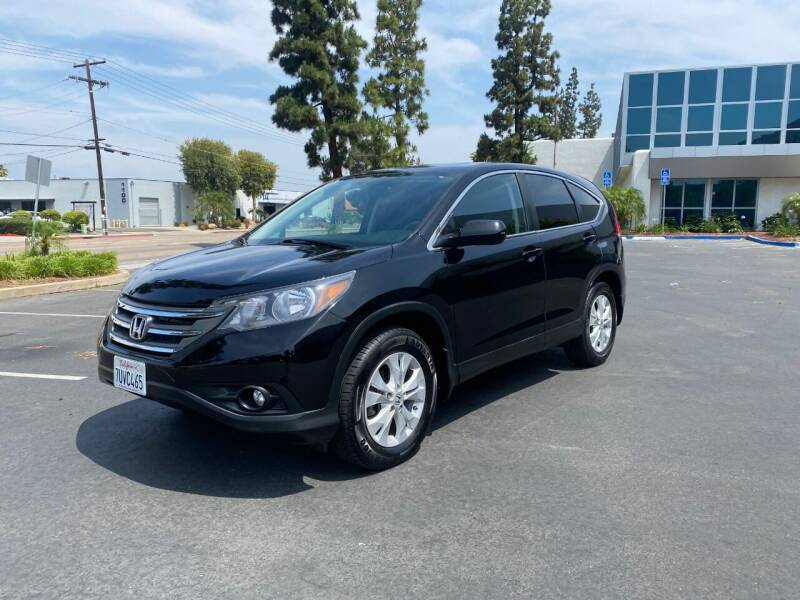 2013 Honda CR-V for sale at Ideal Autosales in El Cajon CA