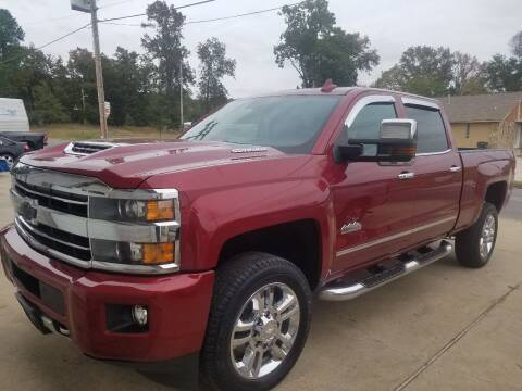 2018 Chevrolet Silverado 2500HD for sale at Arkansas Wholesale Auto Sales in Hot Springs AR