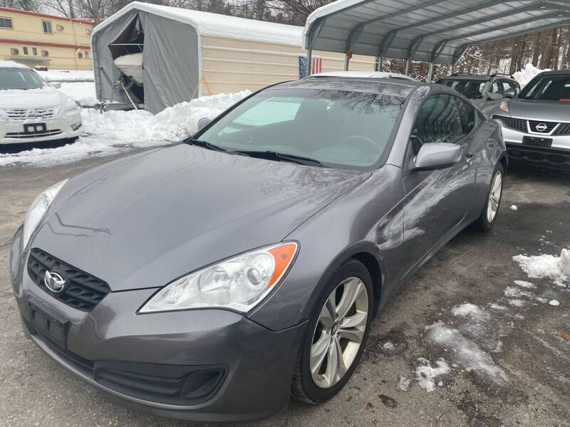 2011 Hyundai Genesis Coupe for sale at USA Auto Sales in Leominster MA