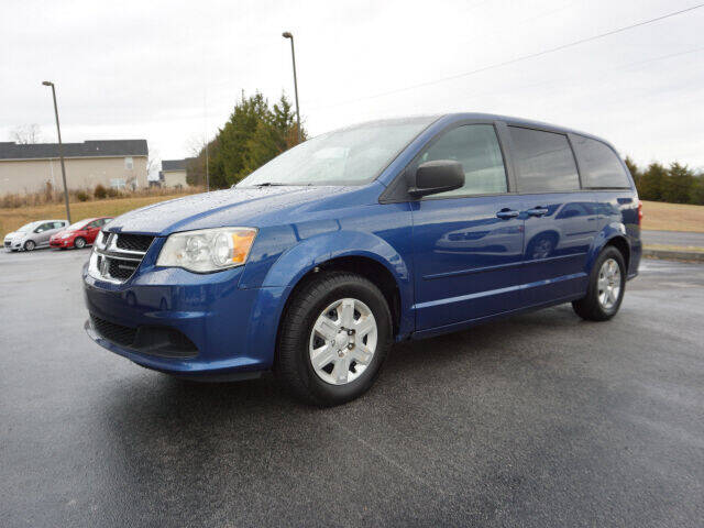 2011 Dodge Grand Caravan for sale at CHAPARRAL USED CARS in Piney Flats TN