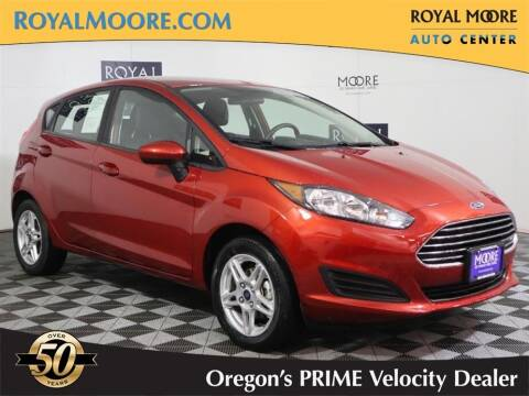 2019 Ford Fiesta for sale at Royal Moore Custom Finance in Hillsboro OR
