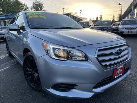2015 Subaru Legacy for sale at Real Deal Cars in Everett WA