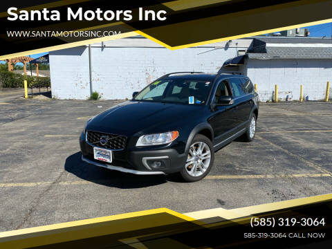 2016 Volvo XC70 for sale at Santa Motors Inc in Rochester NY
