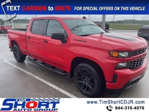 2020 Chevrolet Silverado 1500 for sale at Tim Short Chrysler in Morehead KY