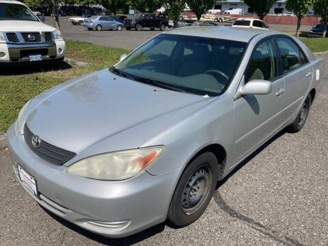 2003 Toyota Camry for sale at Blue Line Auto Group in Portland OR