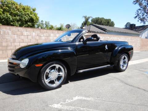 2005 Chevrolet SSR for sale at California Cadillac & Collectibles in Los Angeles CA