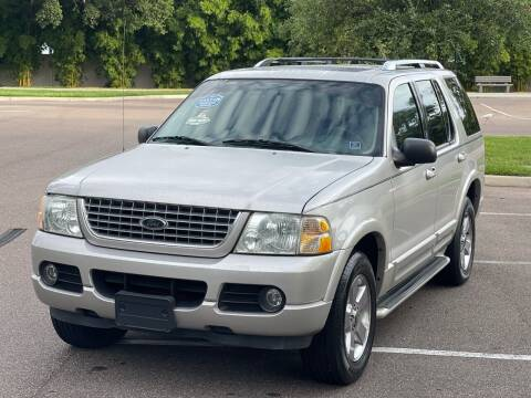 2003 Ford Explorer for sale at Orlando Auto Sale in Port Orange FL