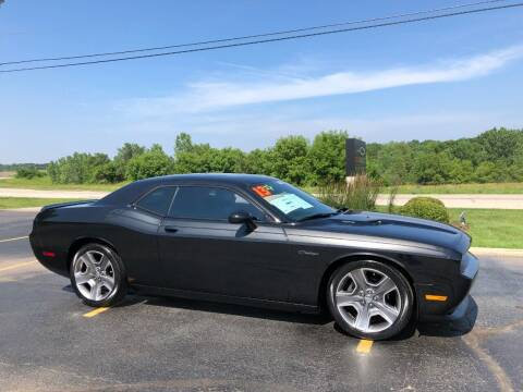 2013 Dodge Challenger for sale at Fox Valley Motorworks in Lake In The Hills IL
