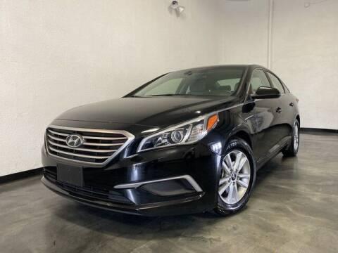 2017 Hyundai Sonata for sale at BLACK LABEL AUTO FIRM in Riverside CA