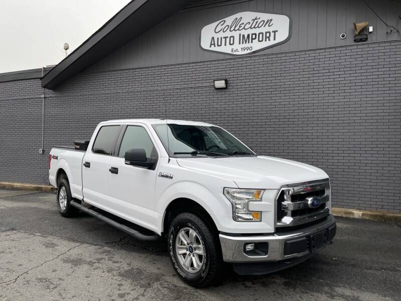 2016 Ford F-150 for sale at Collection Auto Import in Charlotte NC