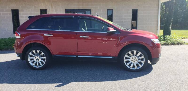 2014 Lincoln MKX for sale at 220 Auto Sales LLC in Madison NC