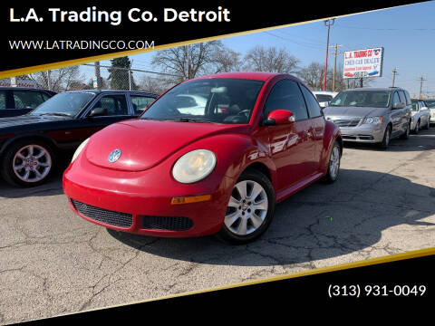 2009 Volkswagen New Beetle for sale at L.A. Trading Co. Woodhaven - L.A. Trading Co. Detroit in Detroit MI