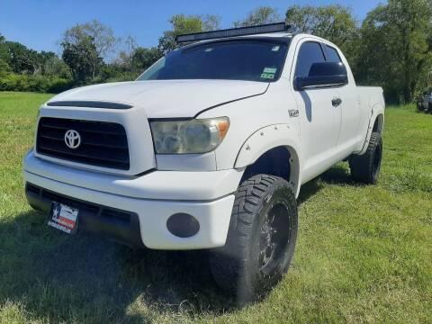 2008 Toyota Tundra for sale at LA PULGA DE AUTOS in Dallas TX