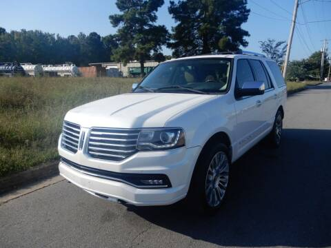 2015 Lincoln Navigator for sale at United Traders Inc. in North Little Rock AR