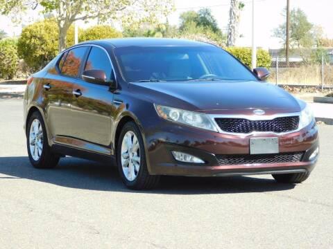 2012 Kia Optima for sale at General Auto Sales Corp in Sacramento CA