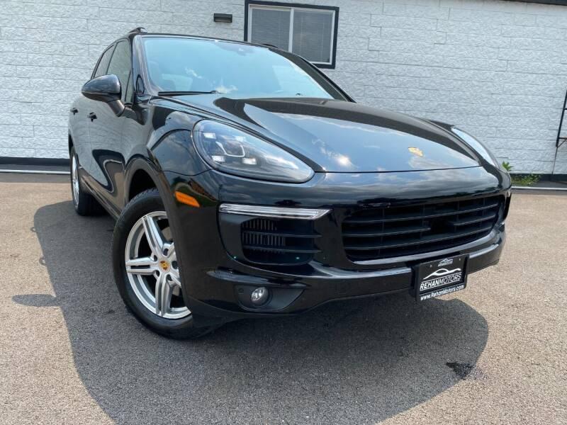 2017 Porsche Cayenne for sale in Springfield, IL