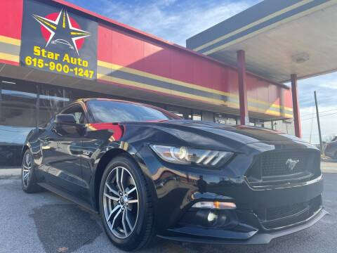 2016 Ford Mustang for sale at Star Auto Inc. in Murfreesboro TN